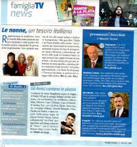 Famiglia Tv News
